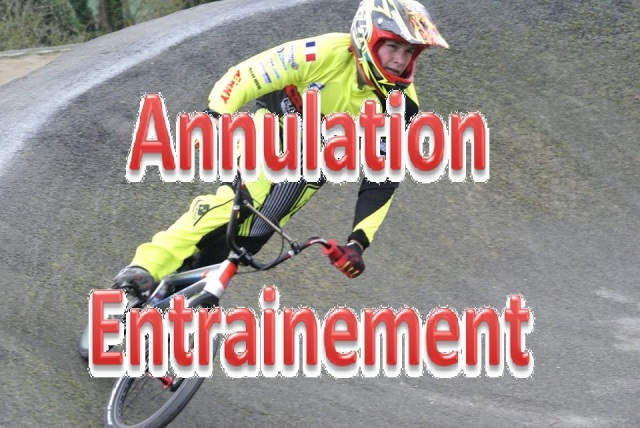 annulation entraînement 2